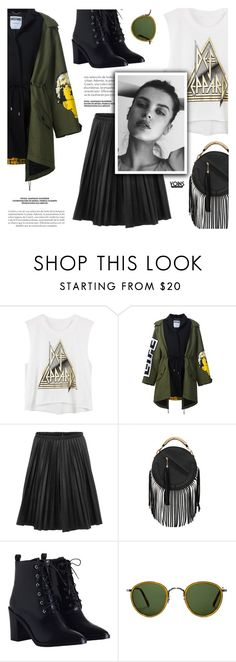 """""""Yoins"""" by defivirda ❤ liked on Polyvore featuring Moschino, Zimmermann, GE, Oliver Peoples, yoins, yoinscollection and loveyoins"""