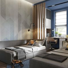 Boys bedrooms furniture can also be fun! Discover more ideas and inspirations with Circu Magical furniture. Study Room Design, Kids Room Design, Bed Design, Boys Bedroom Furniture, Kids Bedroom, Bachelor Bedroom, Living Room Decor, Bedroom Decor, Woman Bedroom