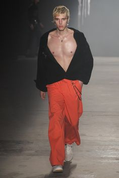 Rochambeau Fall 2017 Menswear Collection Photos - Vogue
