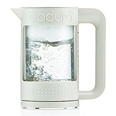 Bodum Bistro Electric Water Kettle - 1.1 L/37 oz, White