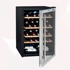 Wine Cooler 48 bottles is a smart unit to display wine professionally. Rent it at low rental price and lots of offers and discounts from Wine Coolers, Wine Rack, Bottles, Storage, Home Decor, Self, Purse Storage, Decoration Home, Room Decor