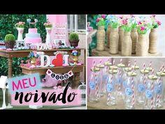 Convites para Noivado | 4 Inspirações #CeFV | Paloma Soares - YouTube