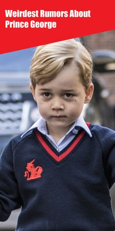 Weirdest Rumors About Prince George Old Prince, Young Prince, Kate Middleton News, Meghan Markle News, Royal Family News, First Day Of Class, How To Lean Out, Photos Of Prince, Innocent Child