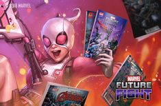 Marvel Future Fight, Games, Art, Art Background, Kunst, Gaming, Performing Arts, Plays, Game