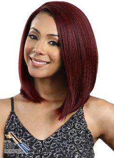 Bobbi Boss Lace Front Wig MLF74 COPPER  - Ebonyline