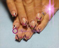 #nails #uñasbellas #uñasacrilicas #acrilycnails #uñas #diseño #kimerasmails #glitter #color #magia #sculpture #sculpturenails #esculturales #sculpture #pink #pinkis #rosa