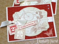 Stampin' Up!  Postage Due