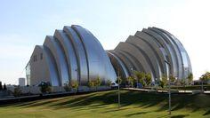 Moshe Safdie - Kaufman Center