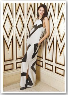 Kelly Wearstler: My Ultimate Girl Crush Gets a Fashion Line Br House, Full House, Jaali Design, Trellis Wallpaper, Kelly Wearstler, Fashion Line, Street Fashion, Home Interior Design, Color Inspiration