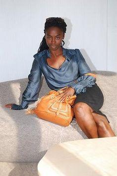 Aissa Maiga, SENEGAL, GAMBIA, MALI, Actress, Social Activist,Mother