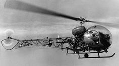 Bell UH-13(H-13) Sioux