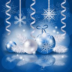 Christmas Background with Baubles in Blue Christmas background with baubles in blue, vector Created: GraphicsFilesIncluded: VectorEPS Layered: No MinimumAdobeCSVersion: CS Tags: background Christmas Mom, Silver Christmas, Christmas Balls, Christmas And New Year, Christmas Ornaments, Xmas Wallpaper, Winter Wallpaper, Christmas Clipart, Christmas Printables