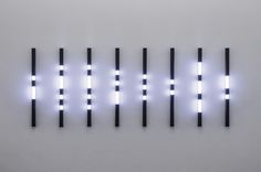Find the latest shows, biography, and artworks for sale by Brigitte Kowanz. Brigitte Kowanz is known for creating evocative sculptures, installations, and en… Light Luz, Light Art Installation, Led Projects, Glass And Aluminium, Light Works, Light And Space, Light Painting, Modern Lighting, Stage Lighting