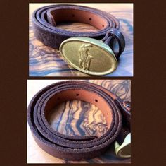 Your place to buy and sell all things handmade Leather Belt Buckle, Brass Buckle, Belt Buckles, Polo Ralph Lauren, Vintage Fashion, Gold, Stuff To Buy, Men, Image