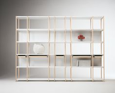 Search all products, brands and retailers of Bookcases: discover prices, catalogues and new features Wooden Bookcase, Bookcase Storage, Bookshelves, Interior Minimalista, Wardrobe Cabinets, Shelving Systems, Furniture Design, Home Decor, Closets