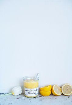 Citrus Curd Recipe by Linda Lomelino