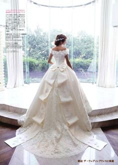 シャングリラ | ウエディングドレスの格安オーダー販売 | ☆天使の工房アトリエアンatelier ange