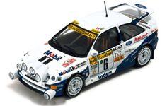Ford Escort RS Cosworth F. Delecour-D. Grateloup Winner Monte Carlo 1994
