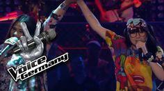 Dr. Hip und Dr. Hop haben sich da echt zwei Paradiesvögel geschnappt. Und die haben eine super Performance hingelegt. Und Jamie-Lee darf mit in die Sing-Offs!         https://www.youtube.com/watch?v=Uqmj2VZ4Eks   #Andreas Bourani #Casting #die fantastischen vier #Jamie #LORDE #Lordi #Lordy #Meike #Meike Rosendahl #michi beck #rea garvey #Royals #show #smudo #Stefanie Kloß #the voice 2015 #the voice of Germany 2016 #The voice of Germany Staffel 6 #the voice prosieben