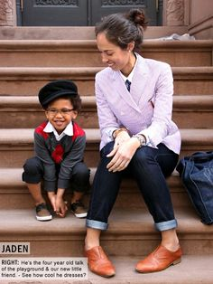 I want biracial mixed babies who will have mad style on the playground