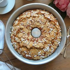 Something Sweet, Ricotta, Doughnut, Healthy Recipes, Healthy Food, Almond, Oatmeal, Food And Drink, Sweets