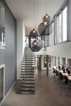 Office Leyten Rotterdam - Designed by Mariska Jagt
