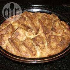 Britse broodpudding @ allrecipes.nl