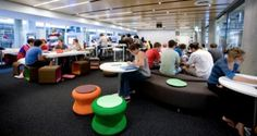 Next Generation Learning Spaces Site at The University of Queensland - First Year Engineering Learning Centre