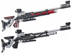 Air rifle shooting.  I have been training with similar gun. This sport requires total focusing and mind control. I would like to try out different kind of shooting sports too.