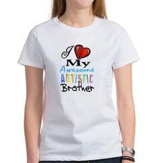 Ausome Brother T-Shirt on CafePress.com