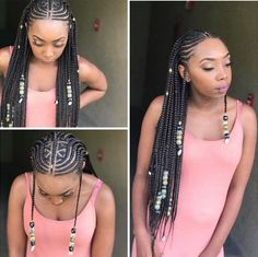 Look Gorgeous with these Fulani Braided Styles – Rendy Trendy