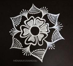 Rangoli Designs Peacock, Rangoli Side Designs, Simple Rangoli Border Designs, Mehndi Designs Book, Rangoli Designs Latest, Free Hand Rangoli Design, Small Rangoli Design, Rangoli Patterns, Rangoli Ideas