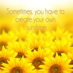 Create your own sunshine thehealthyfoodie.com