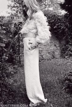 Amanda Seyfried, Vanity Fair photo tag