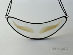 #pendant  #glassjewelry #jewellery #herbarium #accessories #floral #botanicalstyle #necklace #stainedglass