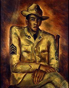 Ordinary Finds — Malvin Gray Johnson (Jan. 28, 1896 - 1934): Negro...