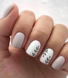 Best Nail Art Designs, Nail Designs Spring, Simple Nail Designs, Acrylic Nail Designs, Acrylic Nails, Clear Acrylic, Stylish Nails, Trendy Nails, Cute Nails