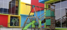 Infrastructure and Facilities - GEMS Genesis International School, Ahmedabad International School, Private Garden, Ahmedabad, Fun Time, Good Times, Students, Colorful, Education, Places