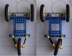 lego baghjulsstyring