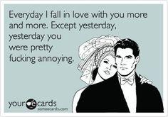 Hahahhaha, funny and true!