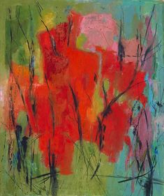 Red Abstraction by Alma Thomas. Search the Smithsonian American Art museum collection, one of the world's largest and most inclusive collections of art made in the United States. Alma Thomas, African American Artist, American Artists, Art Blog, Painting Inspiration, Amazing Art, Modern Art, Contemporary, Abstract Art
