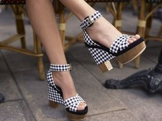 Spend a day with the Louis Vuitton Womens Spring/Summer 2014 Shoe Collection.