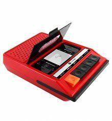 Estilo Retro Tape Recorder Iphone 4 Y 5 Del Altavoz