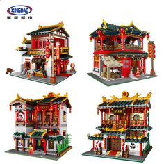 New Fashion Legoinglys Minecrafter Farm Serie Education Technic Modell Bausteine Kit Country Style Castle Kinder Spielzeug Kompatibel Sufficient Supply Model Building Blocks