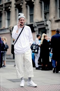 Men's Fashion Week Street Style 7