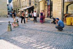 2003 到了法國再多的底片也不夠用 終於全家出現在我鏡頭前...