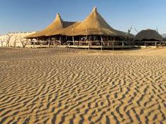 Namibia's Top Safari Lodges: Little Kulala, Namib Desert Adventure Travel Companies, Namib Desert, Namibia, Out Of Africa, Largest Countries, African Safari, Travel And Leisure, Beach Resorts, Lodges