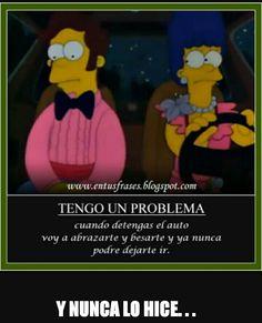 Homero y Marge