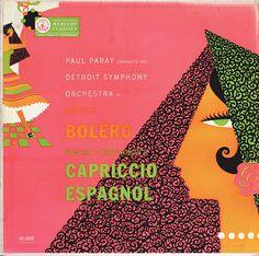 Rimsky-Korsakov's Capriccio Espagnol  1953