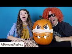 Exploding Pumpkin Challenge! - YouTube